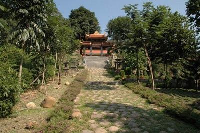 Du lịch Yên Tử - chùa Bí Thượng