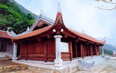 Du lịch Yên Tử - chùa Hoa Yên