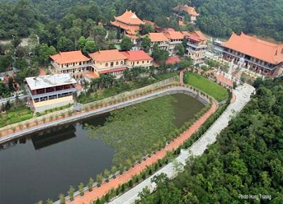Du lịch Yên Tử - chùa Lân