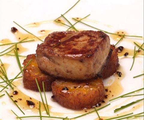 Gan ngỗng béo – món ăn vương giả của nước Pháp