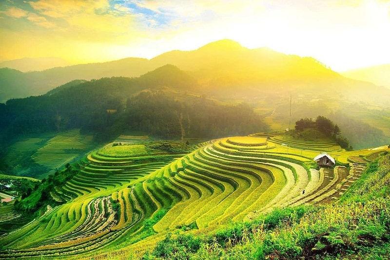Hà Giang – điểm cực Bắc của đất nước hình chữ S xinh đẹp