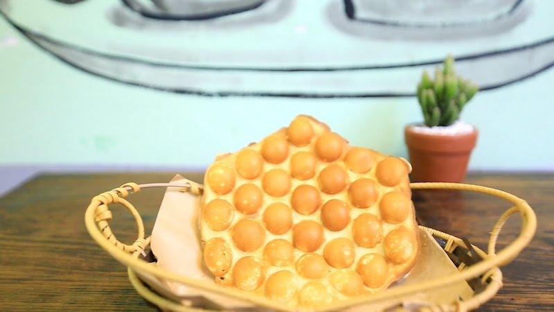 Món bánh trứng gà non Hồng Kông thơm cả một quán nhỏ Tai Cheong Bakery