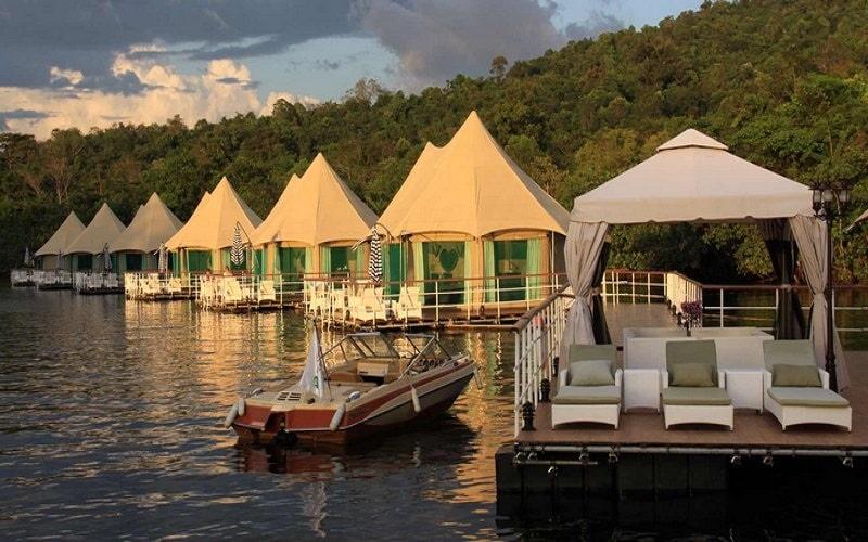 Đến Hotel Sala Phae du khách có thể ngắm thác nước Li Phi xinh đẹp