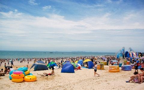 Lễ hội tắm bùn Hàn Quốc
