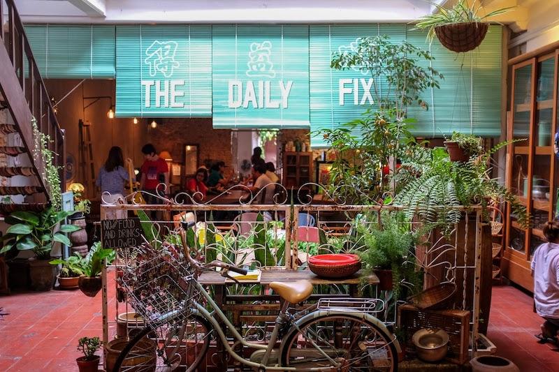 Cùng cảm nhận không gian ở The Daily Fix với những bản nhạc tình Malaysia
