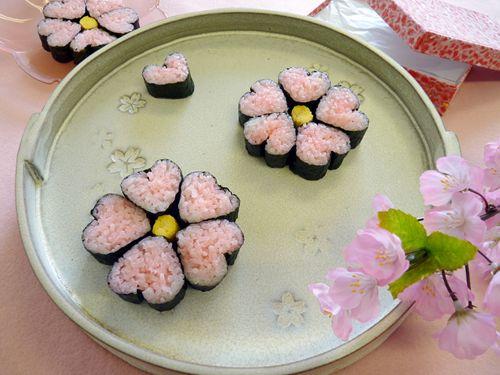 Các món ăn từ hoa anh đào