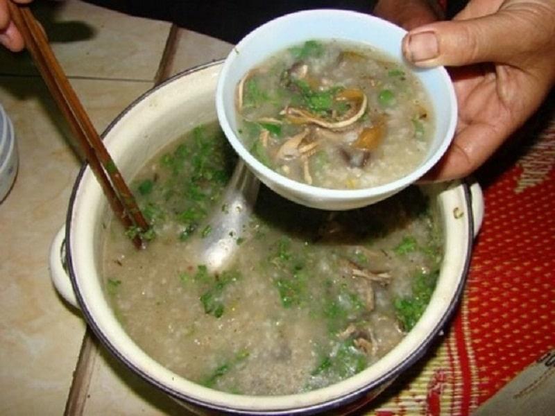 Món cháo lươn thơm ngon bổ dưỡng