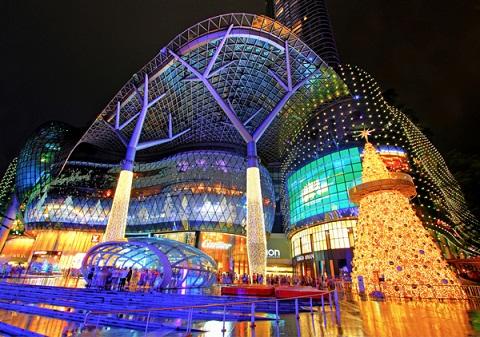 Kham pha Singapore trong 6 gio
