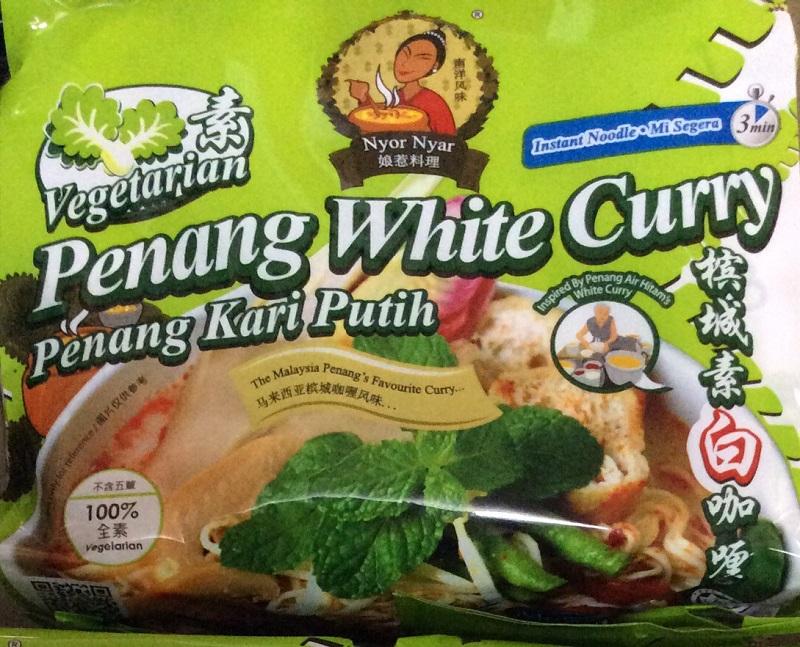 Cà ri trắng rất hấp dẫn