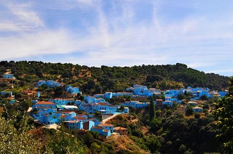 ngôi làng juzcar