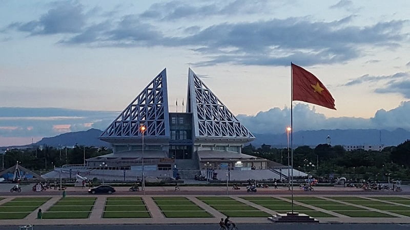 Bảo tàng Ninh Thuận – nơi lưu giữ những dấu ấn lịch sử