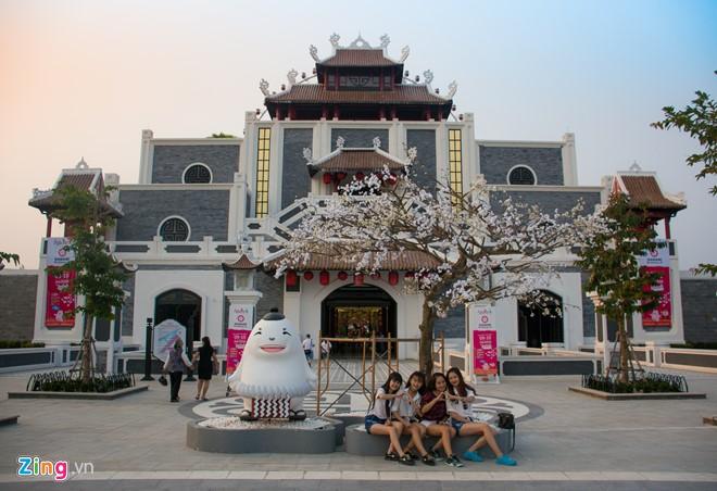 Lễ hội hoa anh đào ở Đà Nẵng