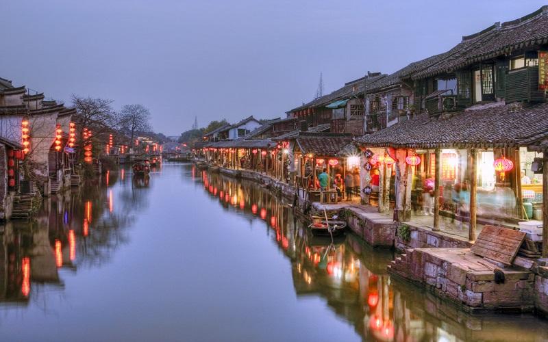 Tô Châu là một trong những địa điểm du lịch đẹp nhất Trung Quốc