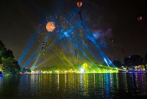 Lễ hội ánh sáng độc đáo ở Đà Nẵng