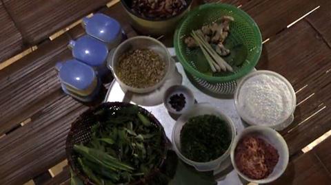 Các loại gia vị cần thiết để làm món mọc vịt