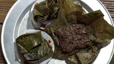 Món mọc vịt Lục Yên