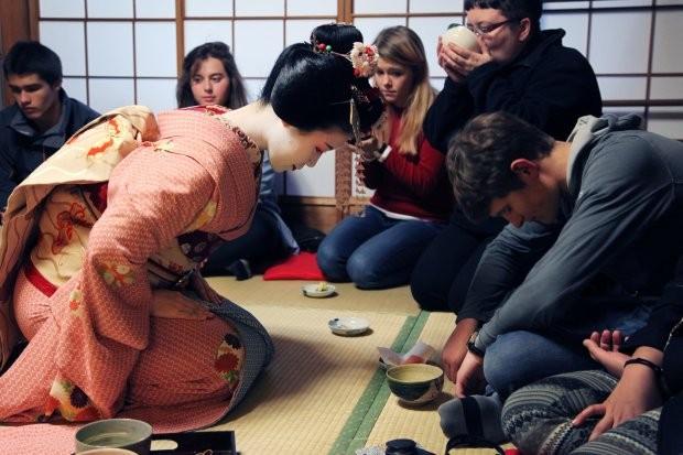 Văn hoá giao tiếp của người Nhật Bản