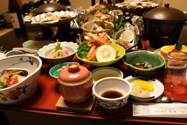 Món ăn Nhật Bản được xếp vào loại tốt nhất thế giới