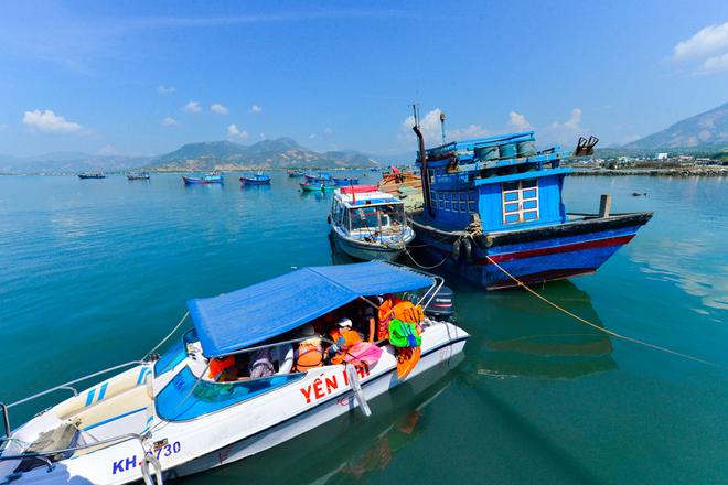 Vẻ đẹp hoang sơ của đảo Robinson Cam Ranh