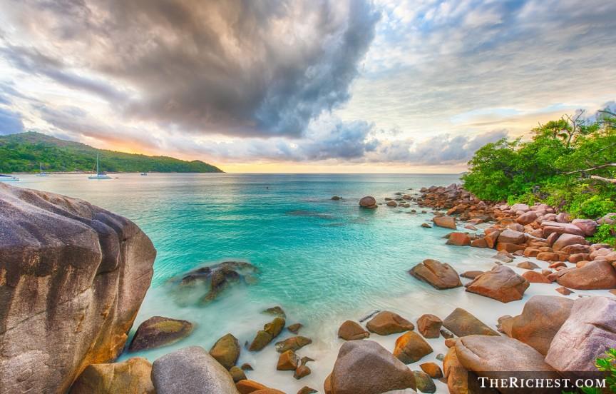 Top 10 bãi biển nên đi vào mùa đông