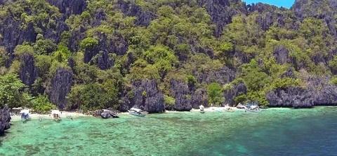 Vẻ đẹp rực rỡ của đất nước Philippines