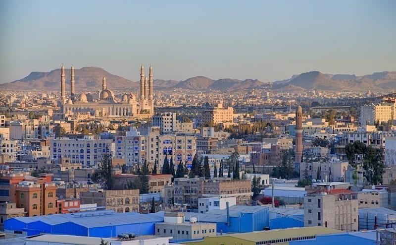Sanaa là thủ phủ của Yemen