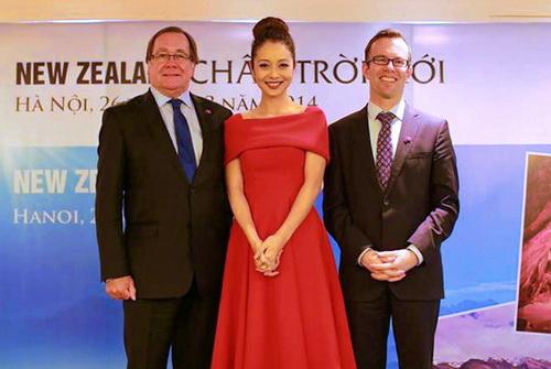 Jennifer Phạm - Đại sứ du lịch New Zealand tại Việt Nam2