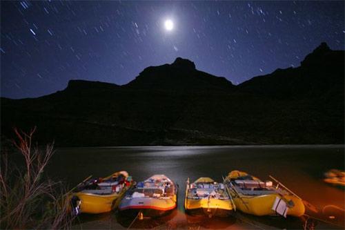 10 điểm lý tưởng cho dân mê chèo thuyền kayak