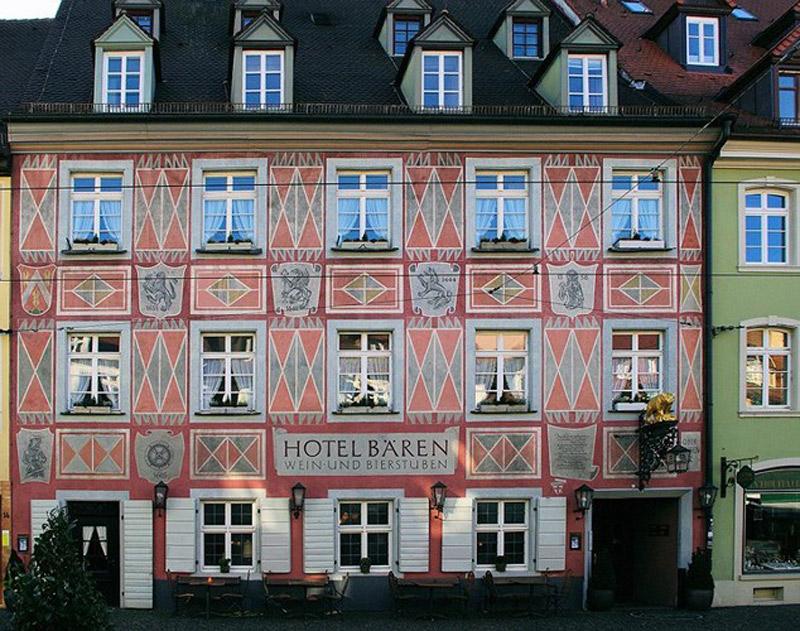 những khách sạn lâu đời nhất trên thế giới