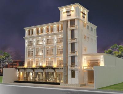Khách sạn Petrosetco Vũng Tàu