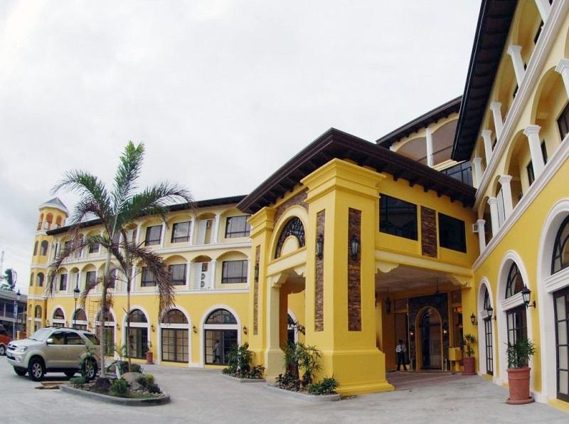 khách sạn Planta