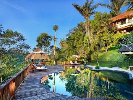 Khách sạn Hoàng gia Pita Maha, Bali