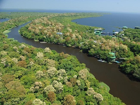 Khách sạn Ariau Amazon, Brazil