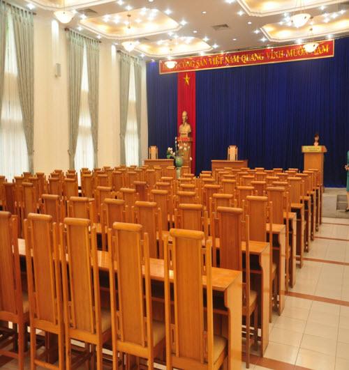 Phòng hội nghị khách sạn Xanh Cửa Lò