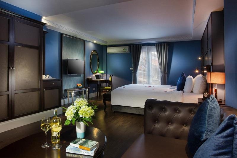 khách sạn cổ điển ở Hà Nội