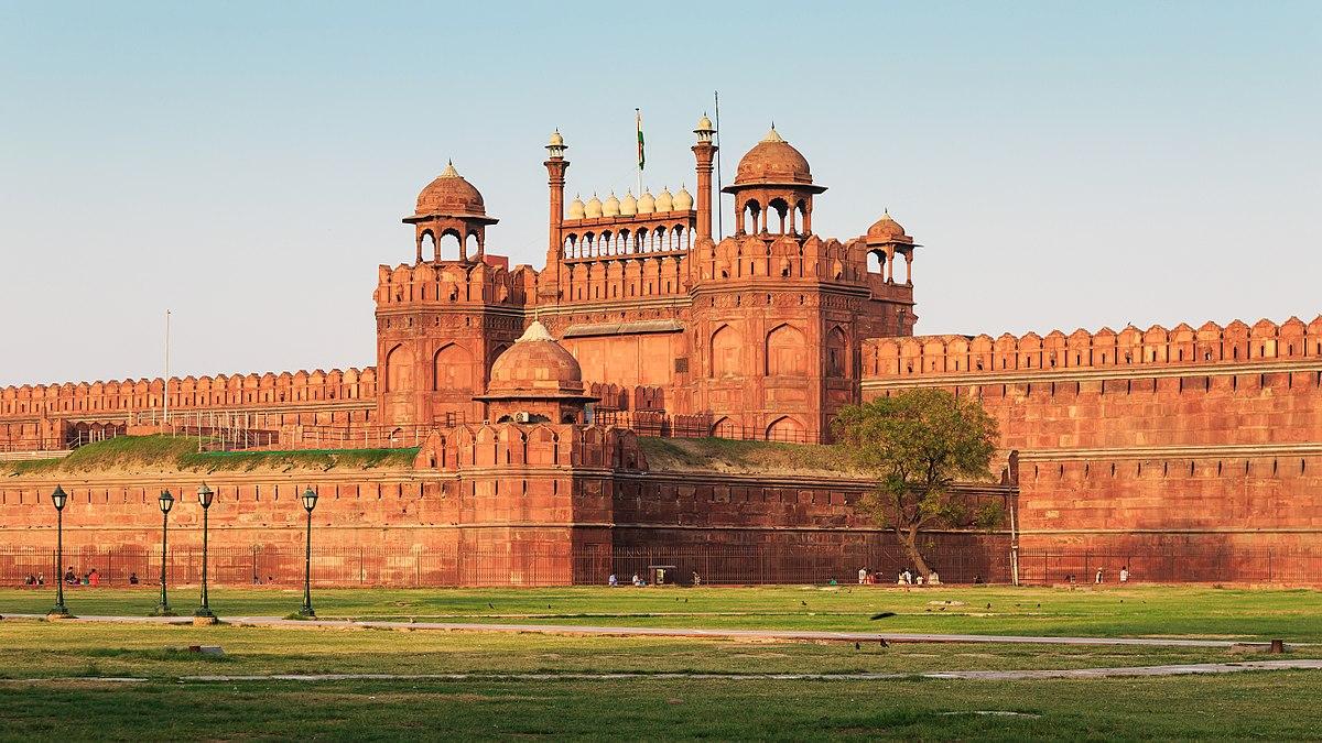 Pháo đài đỏ ở Delhi