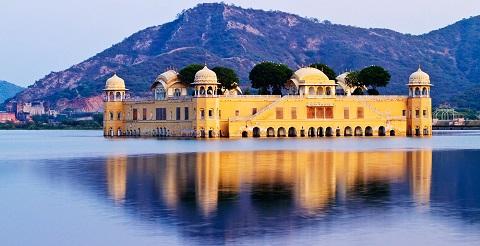 Cung điện nhỏ Jal Mahal
