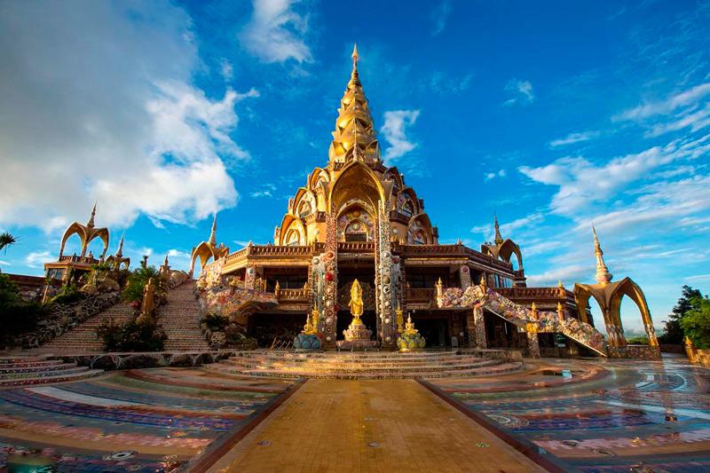 Khao Kho - Bản sao thu nhỏ của châu Âu trên đất Thái