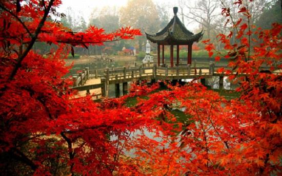 Thanh bình chốn Qixiashan