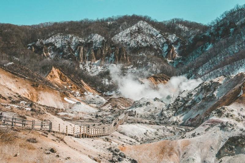 10 kỳ quan thiên nhiên tráng lệ nhất Nhật Bản