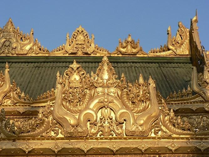 kiến trúc của chùa