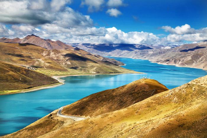 Hồ Yamdrok