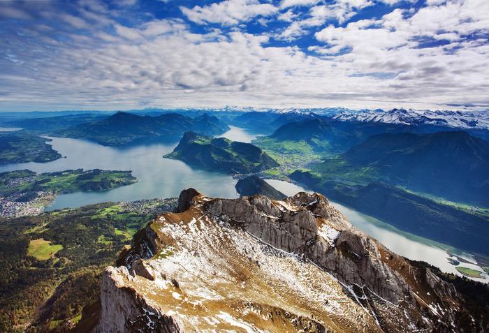 Alpes Thụy Sĩ