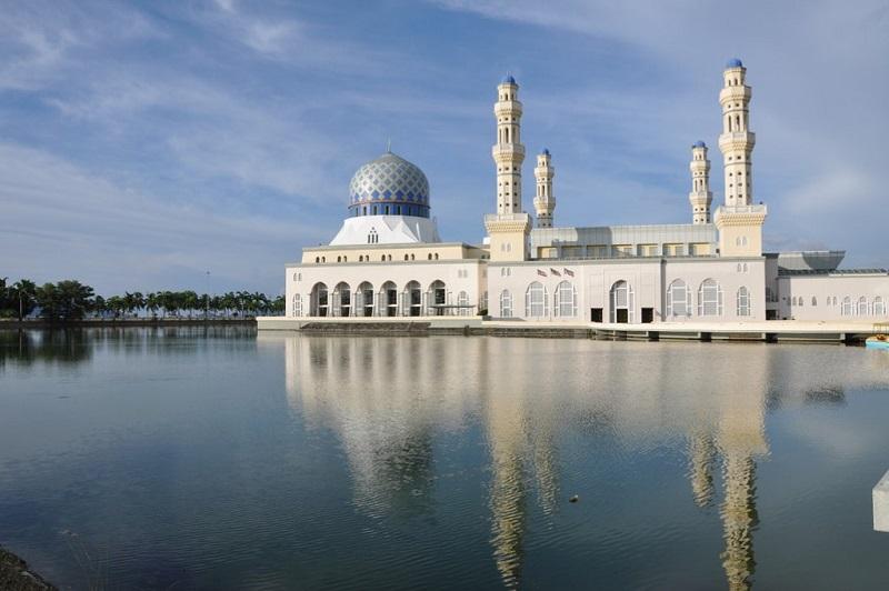Nhà thờ Hồi giáo Thành phố Kota Kinabalu