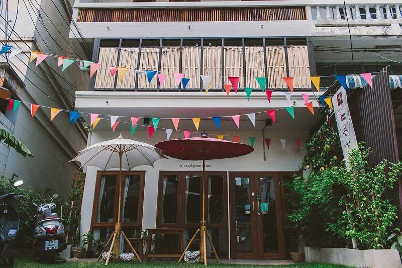 ký túc xá Chiang Mai