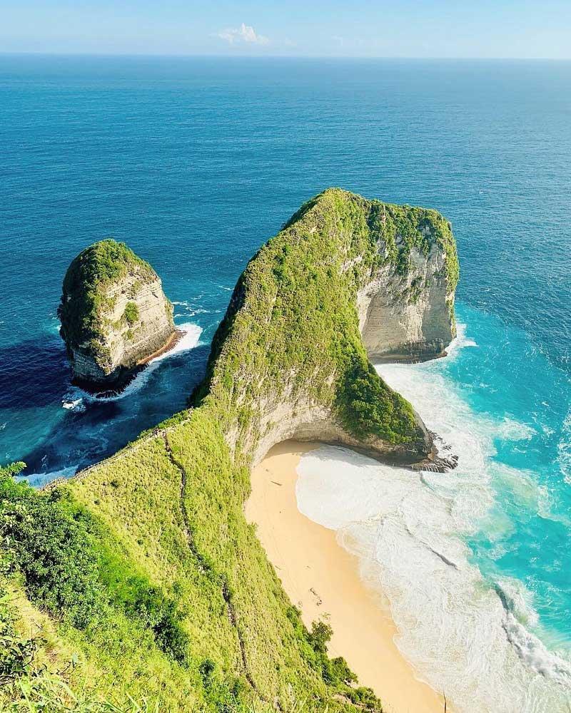 Kỳ Duyên du lịch Bali