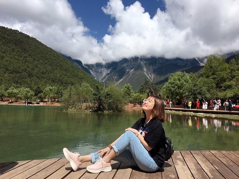 Lệ Giang - Vân Nam có một Lam Nguyệt Cốc đẹp say đắm lòng người