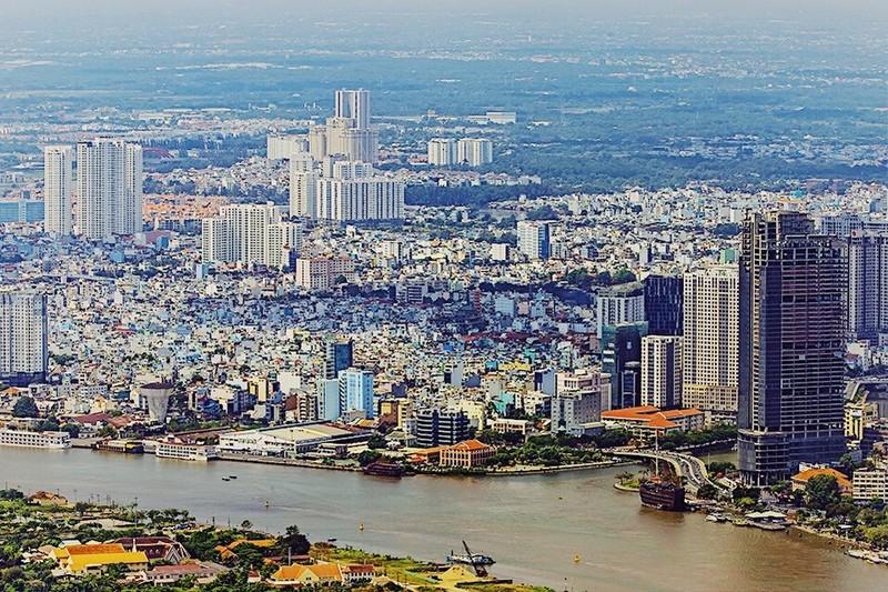 Sắp khai trương Đài quan sát cao nhất Việt Nam và Đông Nam Á ở Sài Gòn