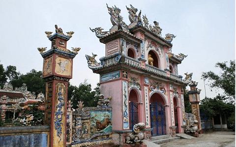 Ghé thăm làng chài Thái Hạ