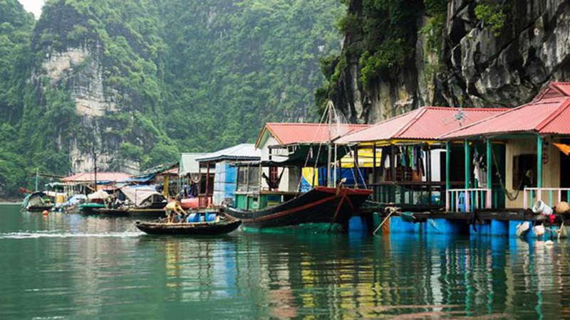 Khám phá làng chài Việt Hải – chốn bình yên, thơ mộng trên đảo Cát Bà